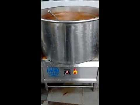 Commercial Induction Bulk Cooking