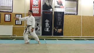 shomen uchi [TUTORIAL] Aikido empty hand technique: