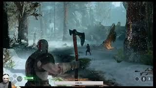 Прохождение игры God of War на Harde