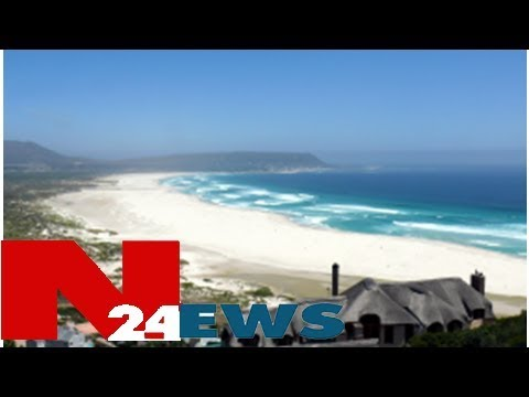 Tourist stabbed several times on cape town beach