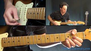 Highway Star Guitar Lesson - Deep Purple - Chords/Rhythms