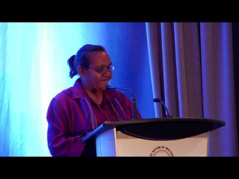 WUIS2015 PLENARY 7  HUMAN'S & INDIGENOUS PEOPLE'S RIGHTS VS NUCLEAR FUEL CHAIN (INTERNATIONAL)