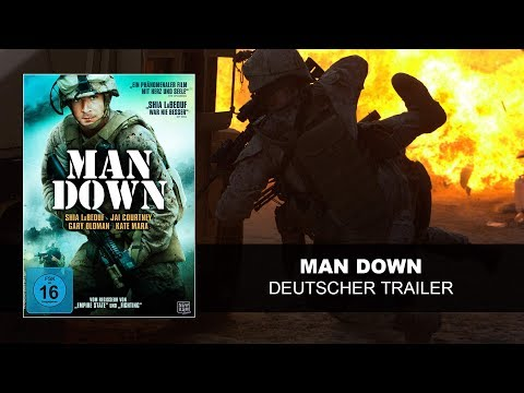 Man Down (Deutscher Trailer) | Shia LaBeouf, Gary Oldman | HD | KSM