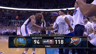 [Playoffs Ep. 24/15-16] Inside The NBA (on TNT) Full Episode - OKC Thunder Win Game 4 vs. Warriors