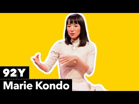 Marie Kondo addresses her stance on books that don't