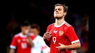 Кокорин вернётся в сборную России