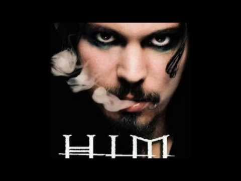 HIM Ville Valo NEW SINGLE OFFICIAL - A Tear & A Whisper - NEW ALBUM