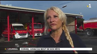 Rencontre avec Corinne Teihoarii, pompier volontaire