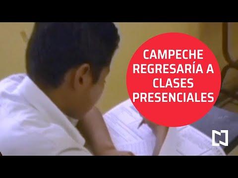 Entrevista I Campeche regresaría a clases presenciales, y semáforo verde - Despierta