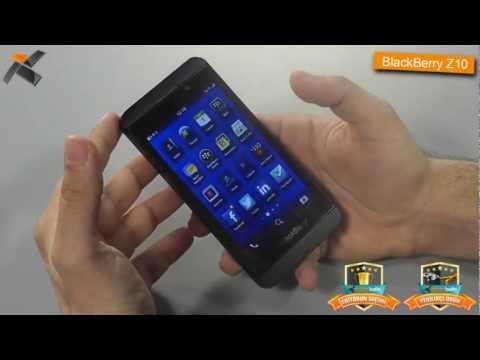 BlackBerry Z10 - Video inceleme - Teknokulis.com
