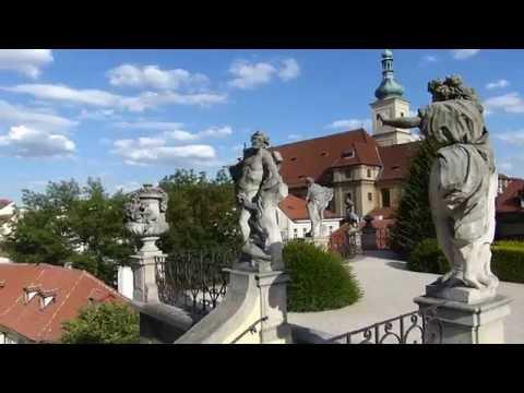 EXHIBITION: Prague, Vrtbovská zahrada Gallery - Vernissage 04.07.2016