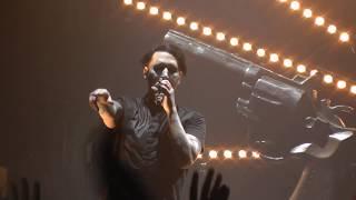 Marilyn Manson - The Reflecting God - live Katowice 21.7.2017