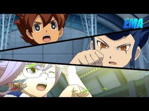 Inazuma Eleven Go Galaxy VS Resistance Japan