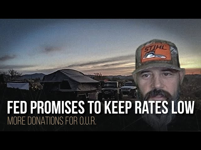 Fed promises to keep rates low