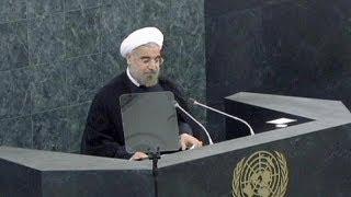 روحاني: إيران لا تشكّل تهديدًا للعالم