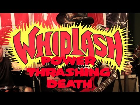 Whiplash - Power Thrashing Death [Rock N Roll Cooking With Sal Bee]