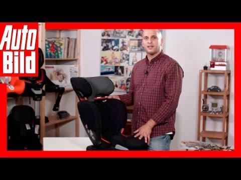 AUTO BILD Kindersitz-Testreihe: Maxi-Cosi RodiFix / Review / Test
