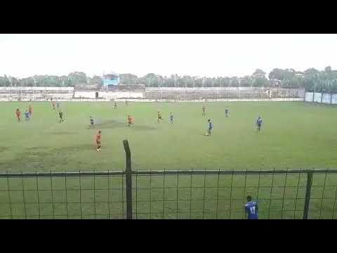 Santa Rita vs Clan Juvenil ( sub 18 ) 1 gol