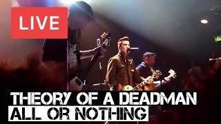 Theory of a Deadman - All or Nothing Live in [HD] @ KOKO, London 2012
