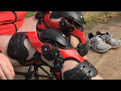 DSE Spokes - Ride For Tomorrow -  Boots, Knee Guards and Kne