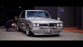 Detailing an Immaculate Nissan GTX Hakosuka | 4K
