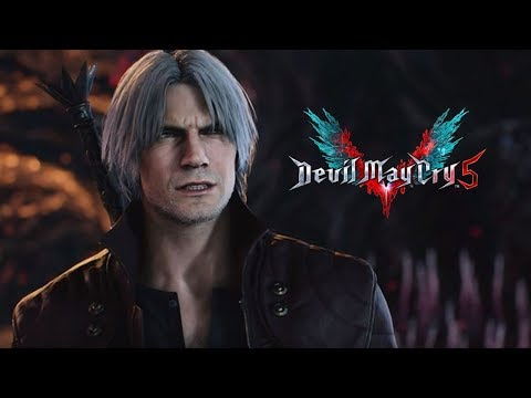 【DMC5】 #06!但丁瘋狂使用中~!LIVE!|DEVIL MAY CRY 5 thumbnail