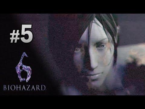 #5 複製人 Ada 出現   Biohazard 6 生化危機 6 中文版