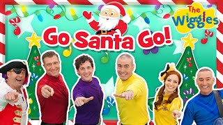 The Wiggles: Go Santa Go (Featuring Greg Page!)