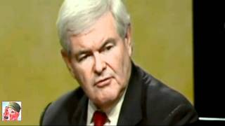 "Newt Gingrich:  ""Left"