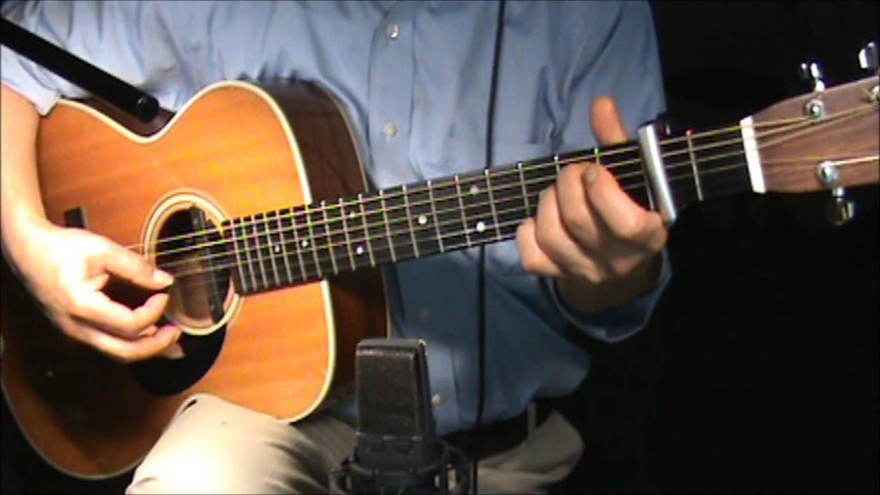 Ellsworth Rascal Flatts Finger Style Chords Youtube