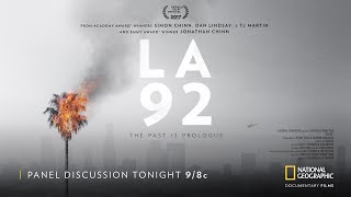 LA92 Panel - Live | National Geographic