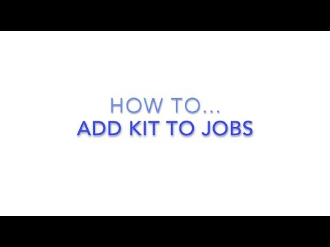 Add Items To A Job - HireHop Equipment Rental Software