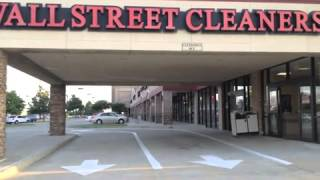 Wall Street Cleaners  Frisco  TX
