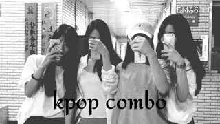 ㄴ Kpop Combo ㄱ *requested* ㅡ soeuo°