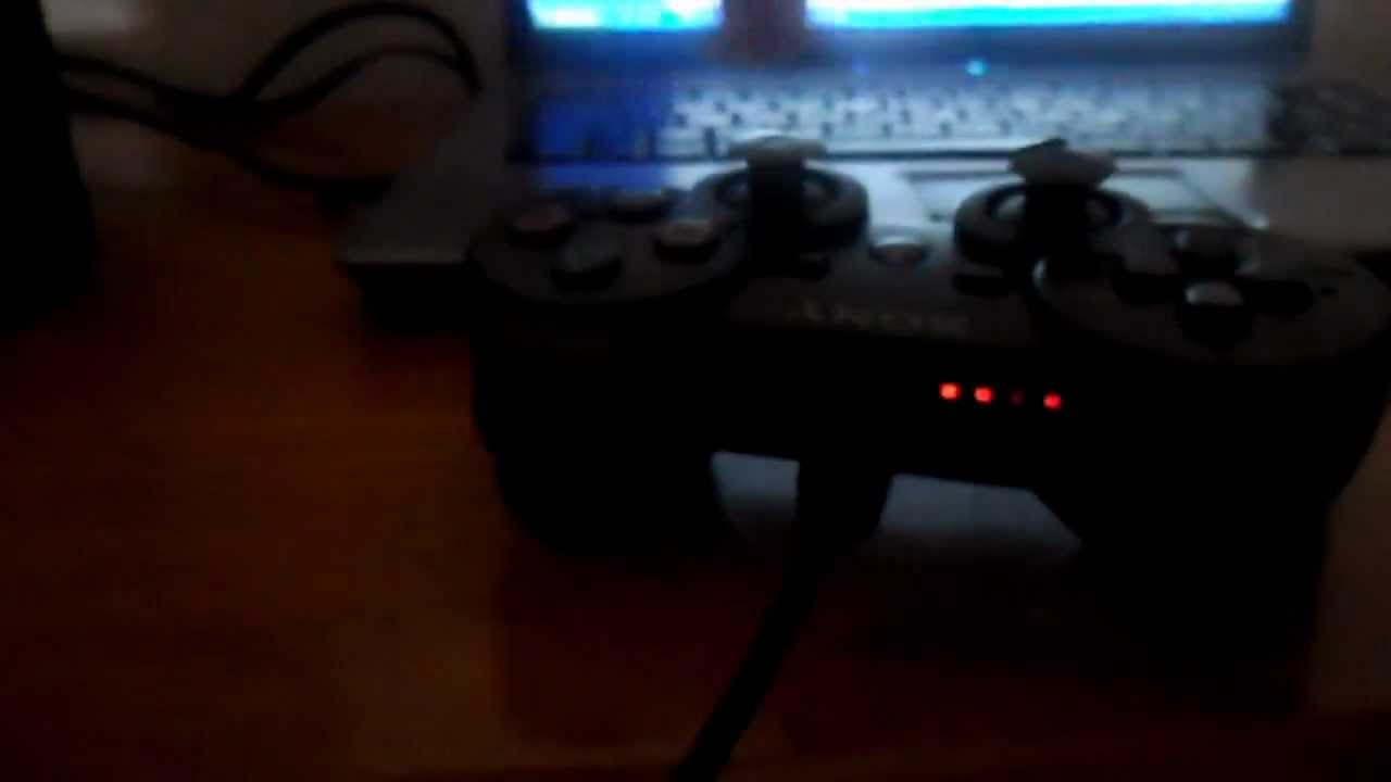 PS3 CONTROLLER FLASHING RED LIGHTS SOLUTION