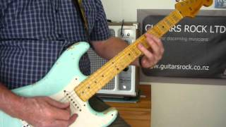 How to Play BOLD AS LOVE HENDRIX Guitar Lesson by Guitars Rock