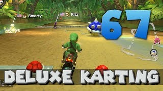 [67] Deluxe Karting (Mario Kart 8 Deluxe w/ GaLm and friends)