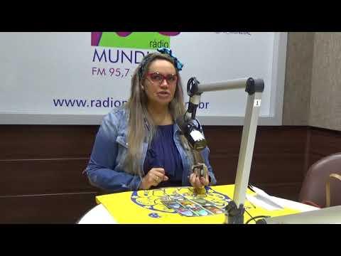 Jogo de baralho cigano ao vivo pela rádio Mundial  em São  Paulo