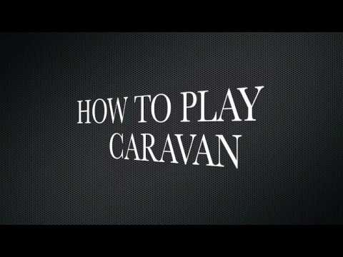 Fallout New Vegas How To Play Caravan Tutorial With Commentary HD