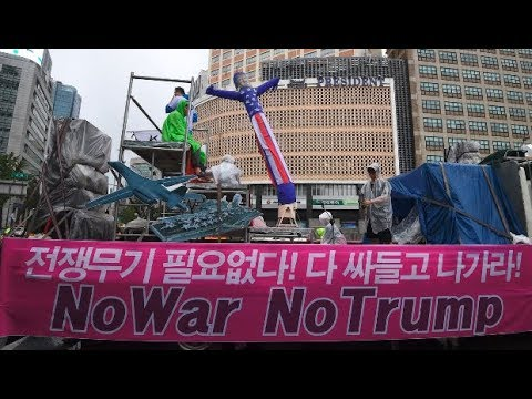 What South Koreans Can Teach US About Resisting Trump