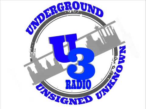 U3 Radio Show 3- Diggz Tha Prophecy from New Jersey City, The Business Plan Ent.