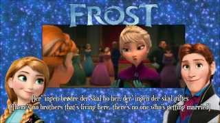 Frozen - The Party Is Over (Danish S&T | DVD Version)