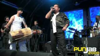 Punjab2000.com - Alaap live at BhangraFest. A MUST WATCH LIVE PERFORMANCE !!!