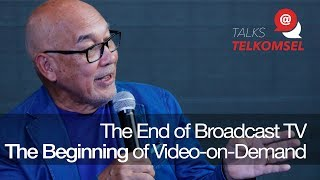 The End of Broadcast TV & The Beginning of Video-on-Demand - Peter Gontha  (2/3)