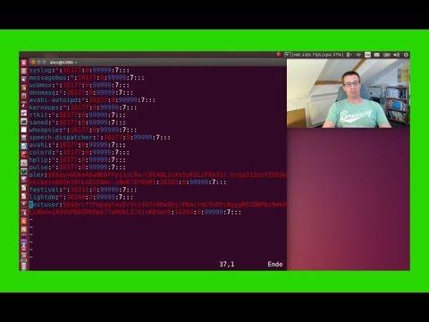 Benutzer Gruppen und Rechte Ubuntu Linux Mint (user groups permissions) [Deutsch/German]