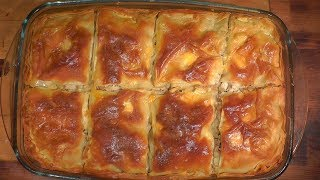 АЧМА ХАЧАПУРИ или Пирожки с макаронами