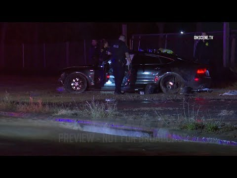San Jose: Occupants Cut Free From Car After Deadly Rollover