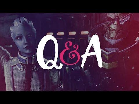 Q&A #3: Mass Effect, piwo i przyszłość MCU