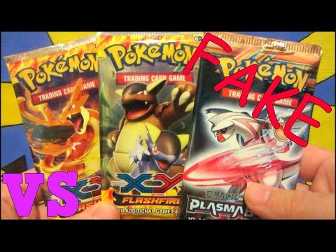 fake-pokemon-x-and-y-booster-pack-opening-battle!-1st-on-youtube!