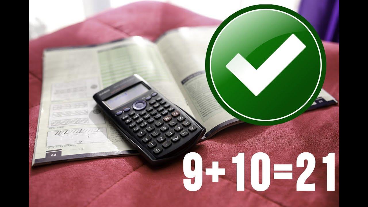 9 + 10 EQUALS 21 (PROOF)